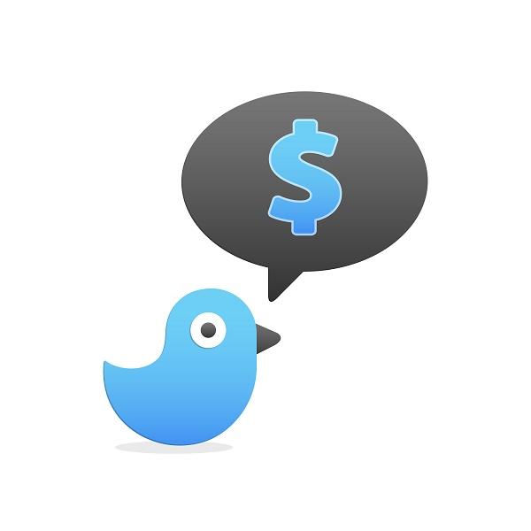 dollars for twitter